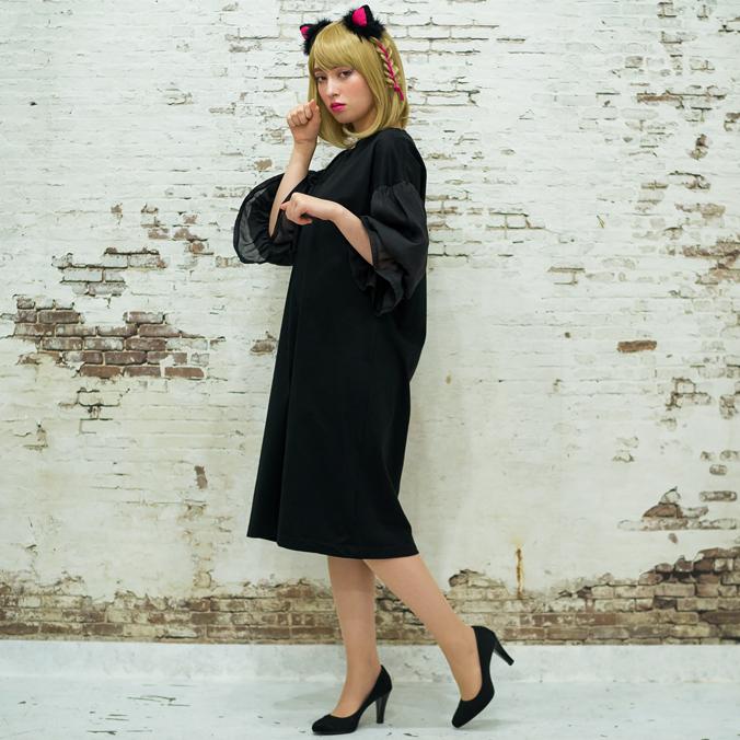 黒猫仮装 スライダー04