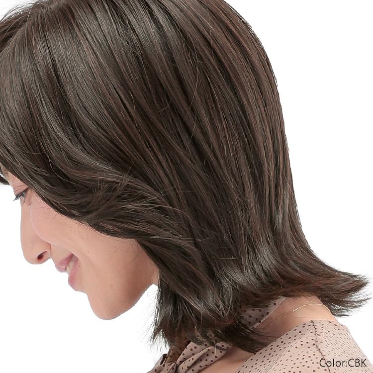 職場が明るい髪色禁止なので黒髪が欲しいんですが、真っ黒は重たいのでちょっと…そんな方にお勧めなのがCBK。