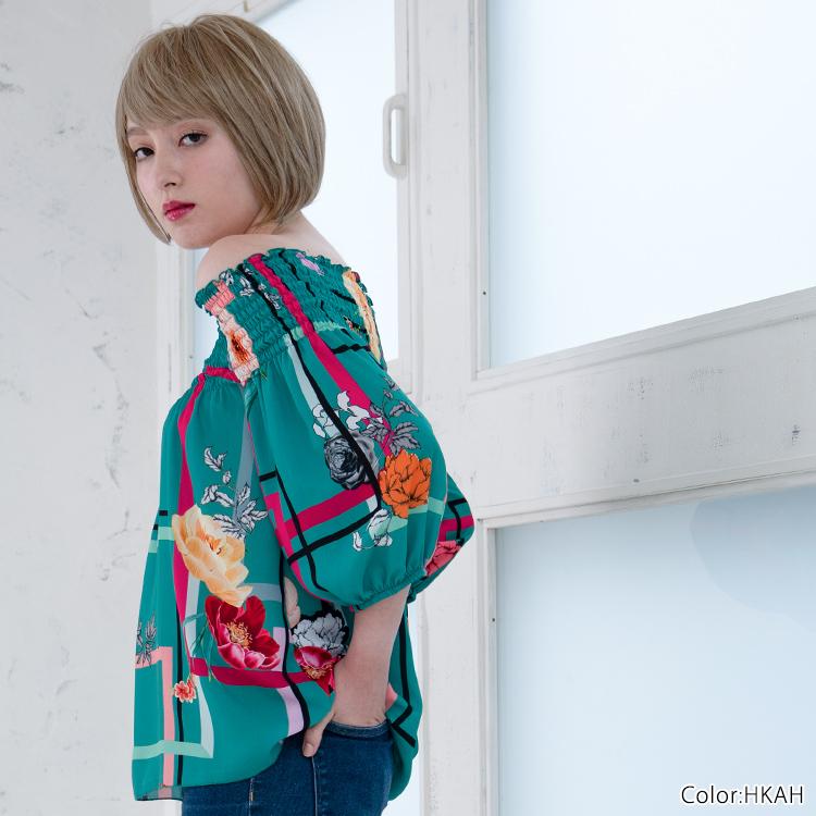 アクアドールのファッションフルウィッグ、「愛されショートボブウィッグ」のカラーHKAHです。