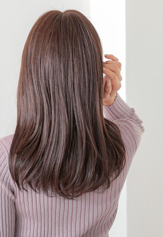 医療用ウィッグアクアドールヴィーナス Aライン大人ワンカールセミロング人毛ミックスはふんわりナチュラルカールが魅力です