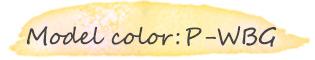 Model color : P-WBG
