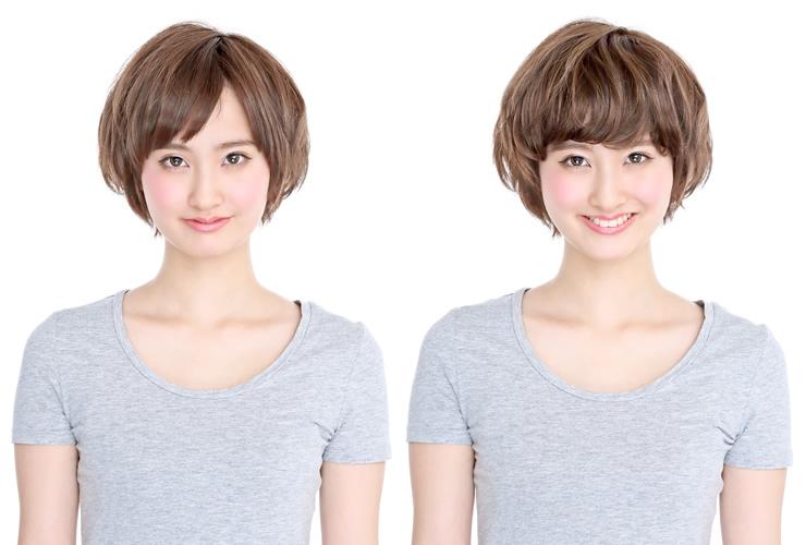 ふんわりロール前髪ウィッグ[wgt013]