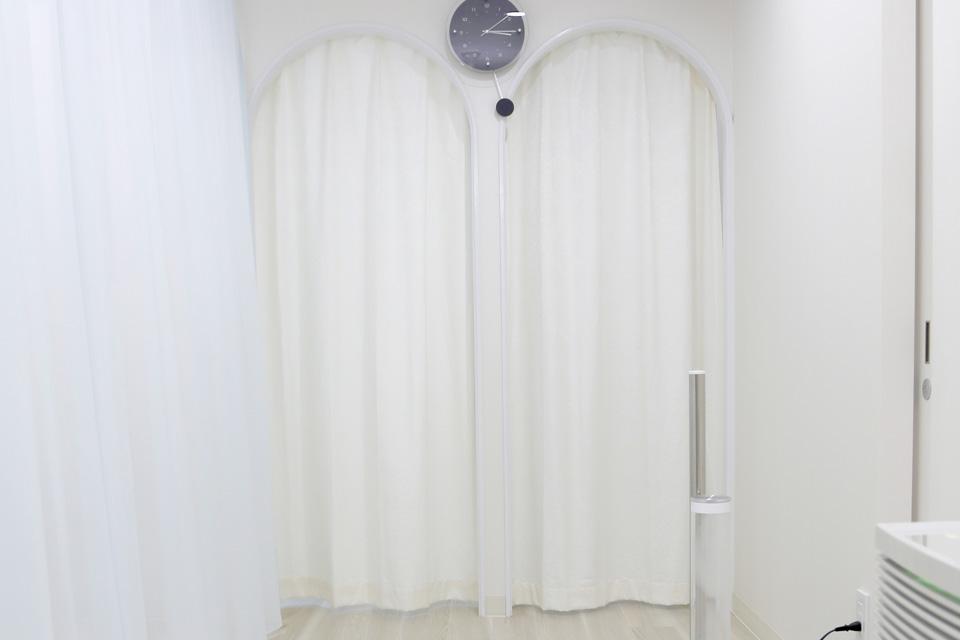 試着室2部屋