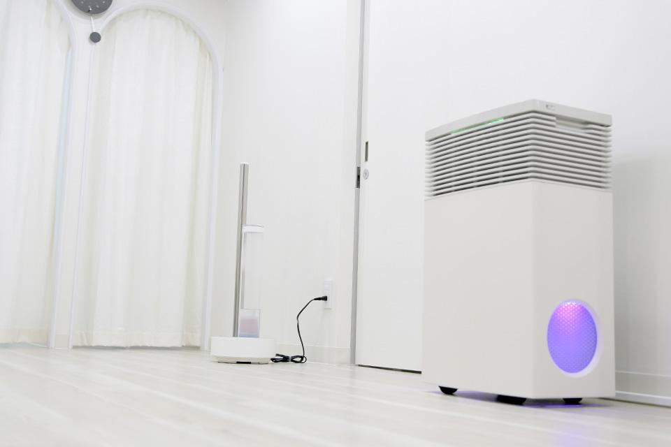 空気清浄器&加湿器