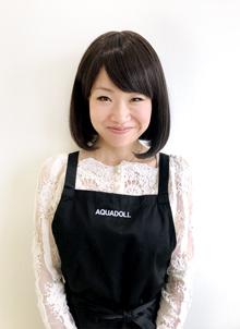 AQUADOLL東京サロンスタッフ 古川さん