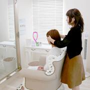医療用ウィッグ・ファッション用ウィッグの東京サロン